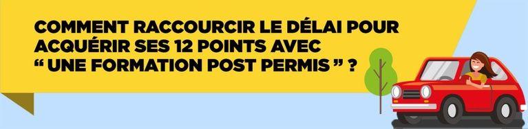 Formation post permis